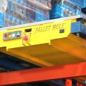 The Pallet Mole reduces maintenance costs and downtime.