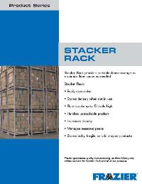 Stackker Rack Prodsheet Brochure
