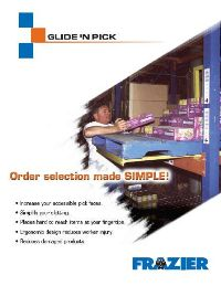 Glide N' Pick Cart Brochure