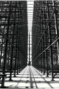 First High-Rise AS/RS Storage System