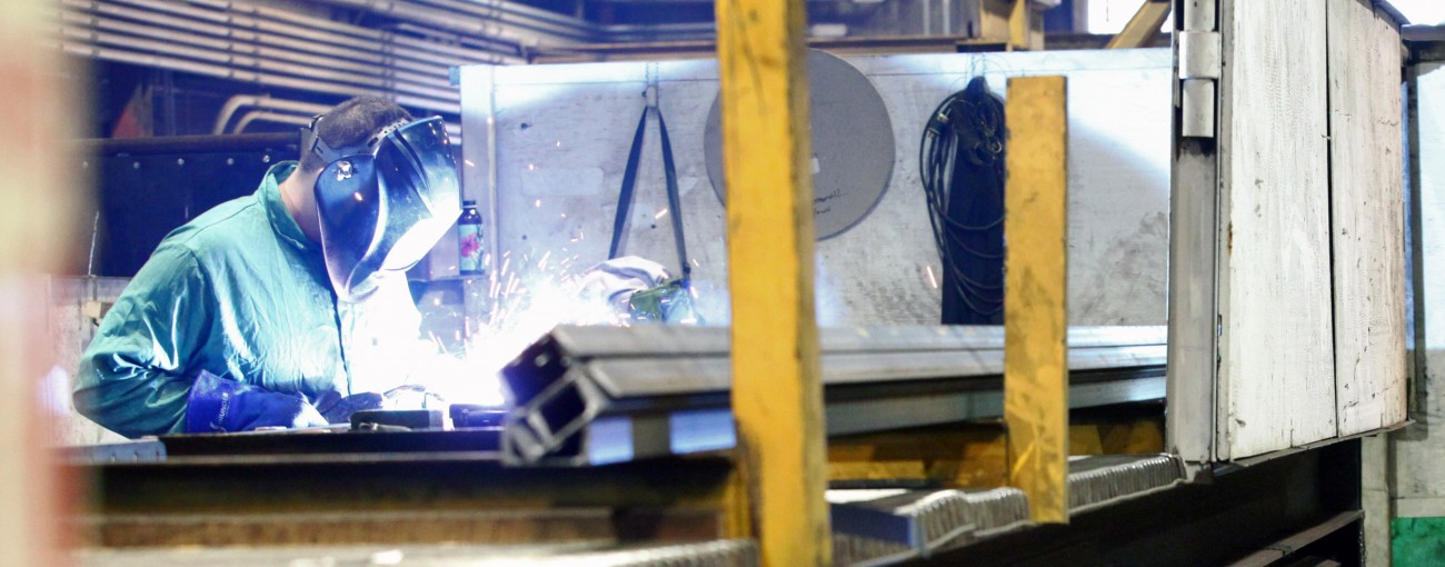 Manufacturing | Structural Steel Manufacturing | Frazier