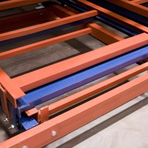 Glide-In® Push Back Racking