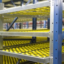 SelecDeck® Case Flow Rack