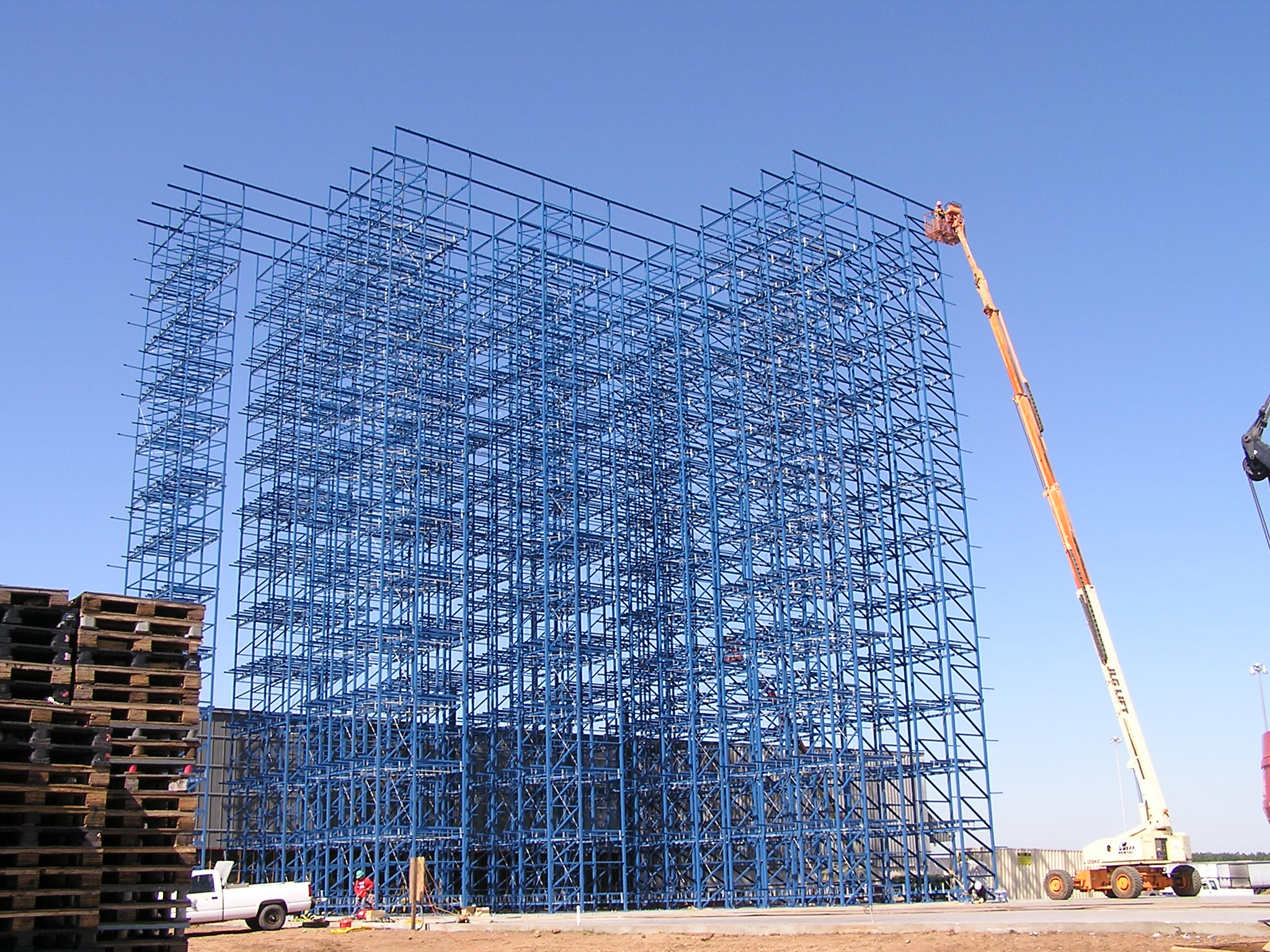 Rack Supported Buildings Amp Structures Frazier Industrial