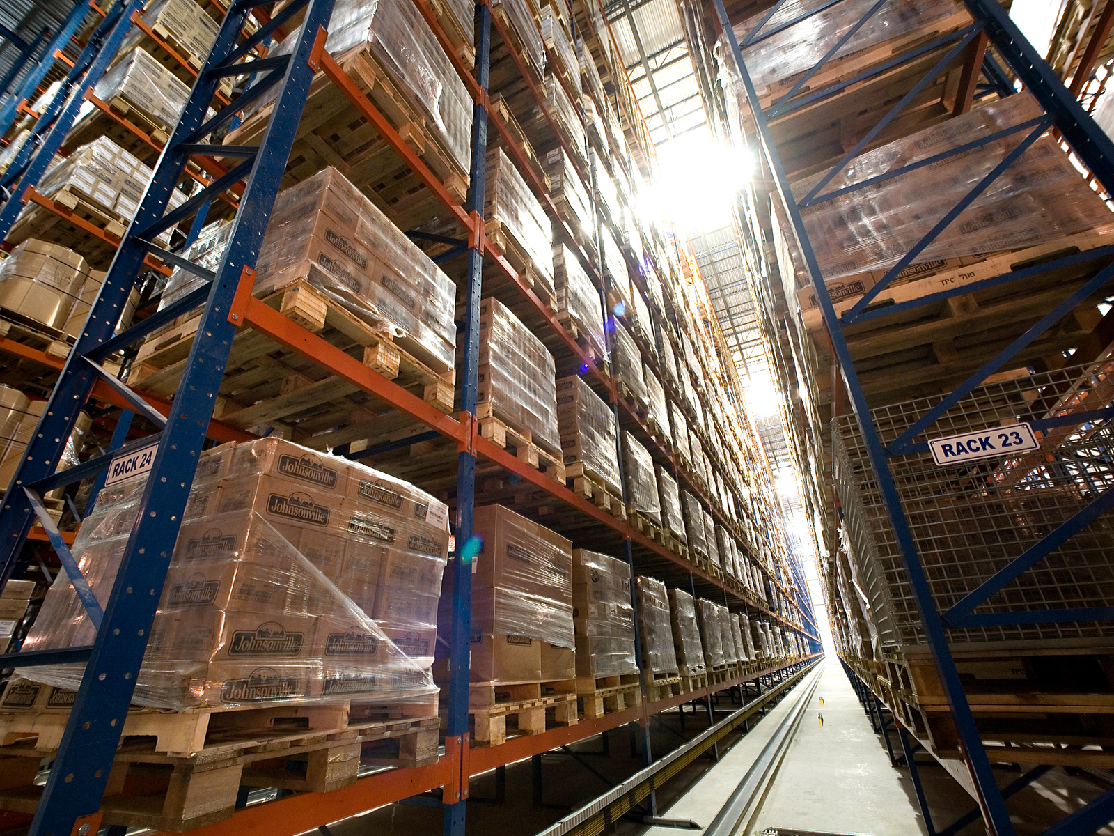 ASRS Systems | Automated Storage and Retrieval System