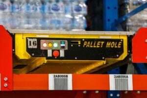 Frazier Pallet Mole Unit